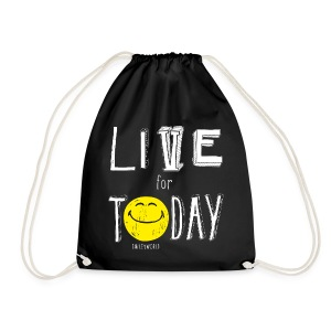 SmileyWorld Live for Today - Turnbeutel
