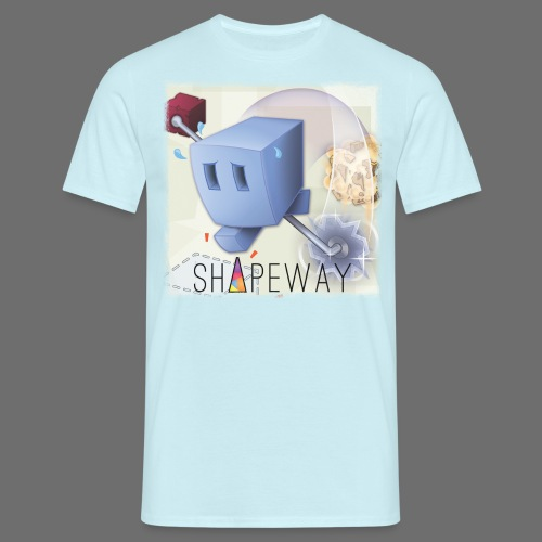 Shapeway - Men's T-Shirt