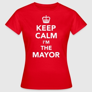 Mayor T-Shirts - Frauen T-Shirt