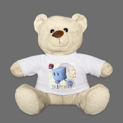 Shapeway - Ted - Teddy Bear