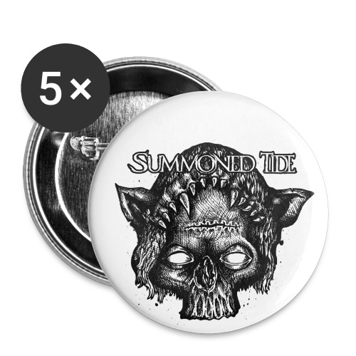 STblack - Buttons medium 32 mm