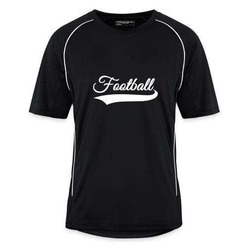Upper 90 Football/Soccer Shirt (Black) - Men's Football Jersey