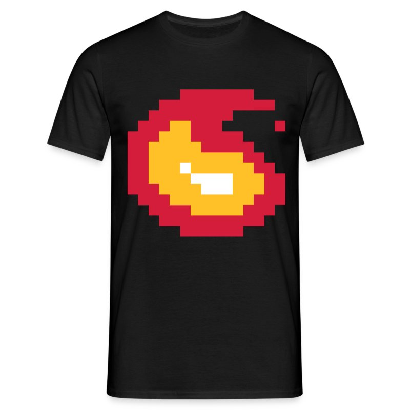 Fireball XL - Mannen T-shirt