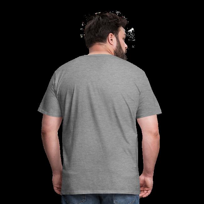 Klar zum Entern Anker Vintage (Schwarz) S-5XL T-Shirt