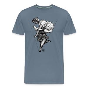 The Highliner - T-shirt Premium Homme