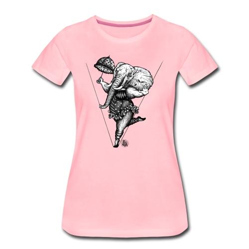 The Highliner - T-shirt Premium Femme