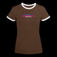 T-Shirts ~ Women's Ringer T-Shirt ~ VintageVideo