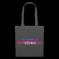 Bags & Backpacks ~ Tote Bag ~ VintageVideo