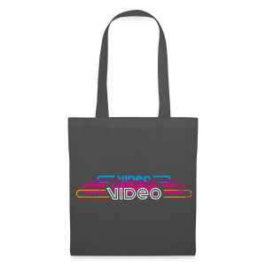 VintageVideo - Tote Bag