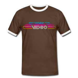 VintageVideo - Men's Ringer Shirt