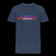 T-Shirts ~ Men's Premium T-Shirt ~ VintageVideo