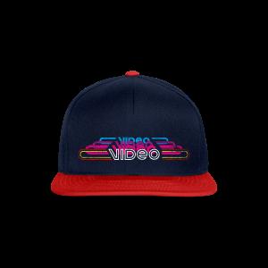 VintageVideo - Snapback Cap