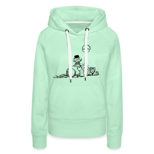 Thelwell 'No waiting' - Women's Premium Hoodie