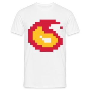 Fireball XL - Mannen T-shirt