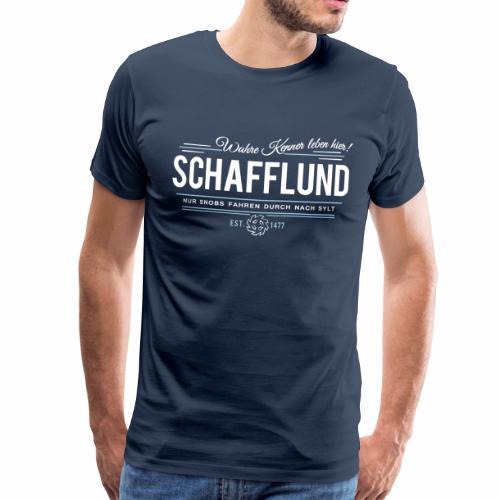 Schafflund - Herren-Shirt - bis 5XL - Männer Premium T-Shirt