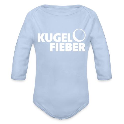 Baby Langarm-Body Kugelfieber - Baby Bio-Langarm-Body