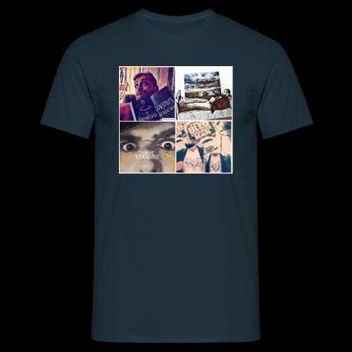 Quatro_B_Univers - T-shirt Homme