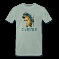 T-Shirts ~ Men's Premium T-Shirt ~ revolution!