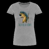 T-Shirts ~ Women's Premium T-Shirt ~ revolution!