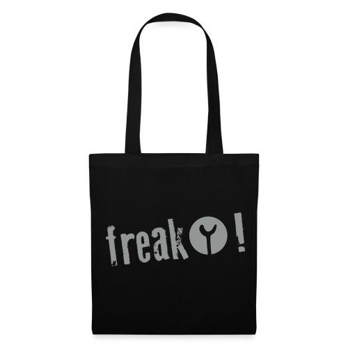 freaky  - Stoffbeutel