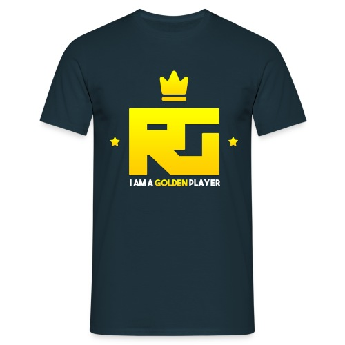 T-shirt RealityGaming Joueur en or - T-shirt Homme