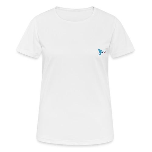 Tee shirt respirant Femme - T-shirt respirant Femme