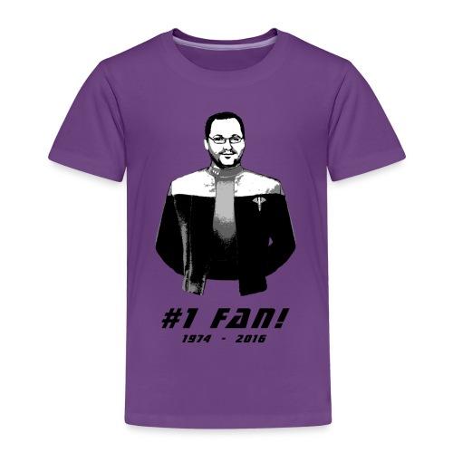 Kinder #1 Fan T-Shirt - Kinder Premium T-Shirt
