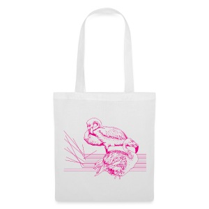 flamand rose - Tote Bag