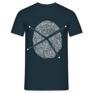 brain pick - T-shirt Homme
