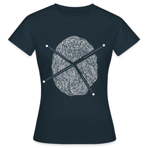brain pick - T-shirt Femme