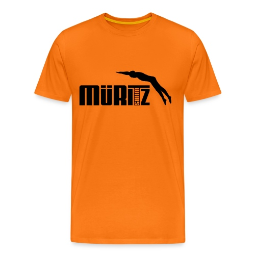 Müritz-Swim 2016 - Männer Premium T-Shirt