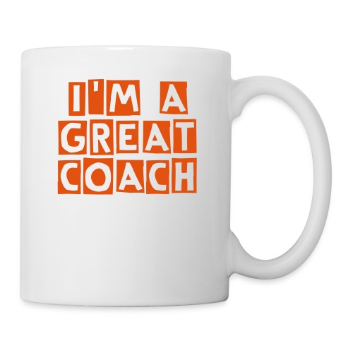 Great Coach Cup - Tazza