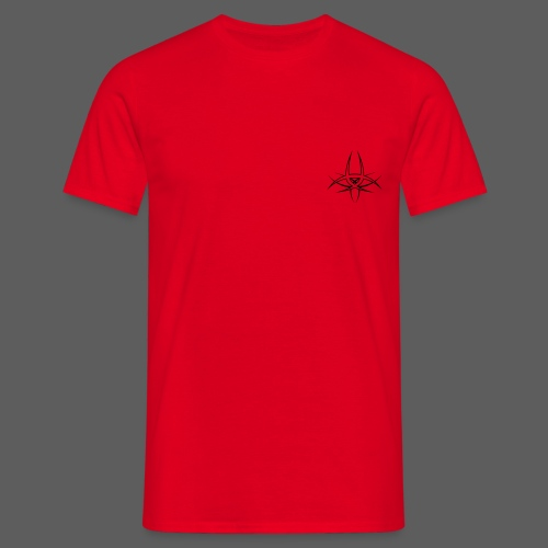 Twisted Destiny Base T-Shirt (male, red) - Männer T-Shirt