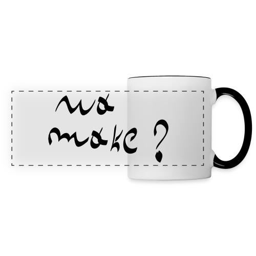 Panoramamok - wa make? Genk straattaal