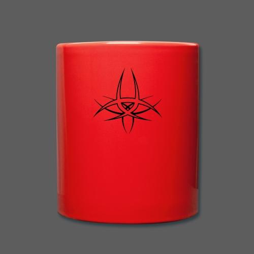 Twisted Destiny Base Tasse (red) - Tasse einfarbig