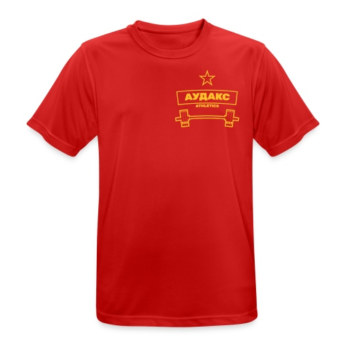Soviet Strong - Männer T-Shirt atmungsaktiv