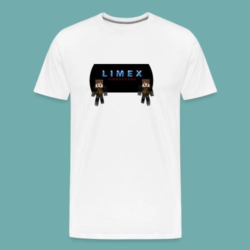 Limex Shirt - Männer Premium T-Shirt