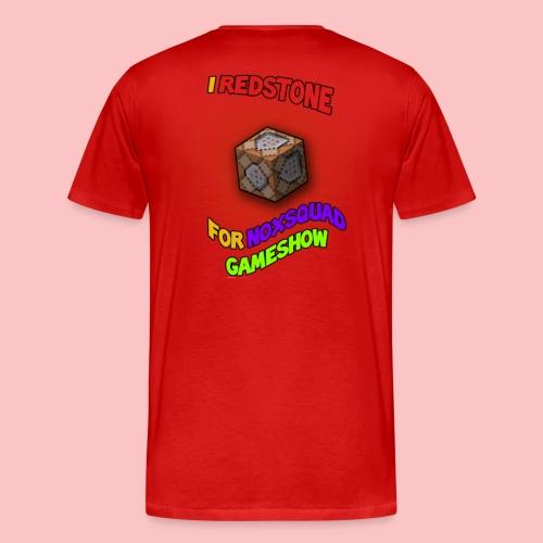 Redstone - Men's Premium T-Shirt