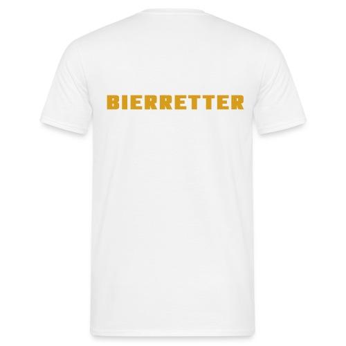 Bierretter Classic - Männer T-Shirt