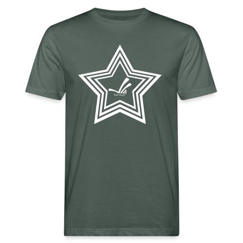 BEMAGE Männer T-Shirt SEVEN - Männer Bio-T-Shirt