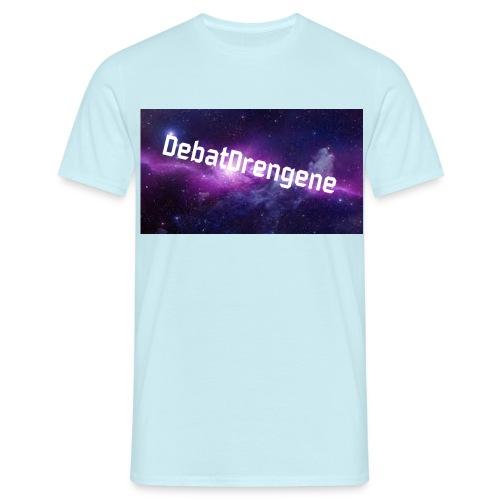 T-Shirt Debatdrengene - Herre-T-shirt