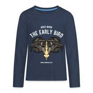 Aries Moon Teenagers' Premium Longsleeve Shirt - Teenagers' Premium Longsleeve Shirt