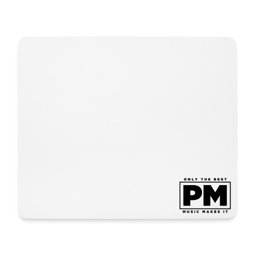 Mouse Mat Prestigious Music - Mouse Pad (horizontal)