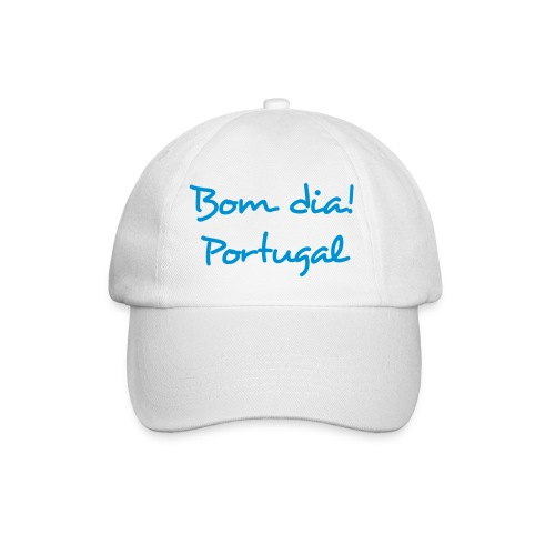 Bom Dia! Portugal Cap - Baseballkappe
