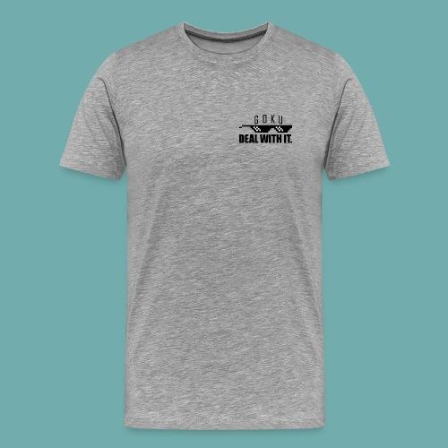 DealWithIt Shirt - Männer Premium T-Shirt