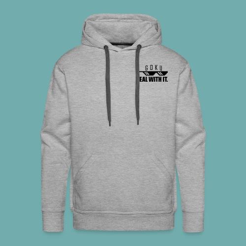 DealWithIt Hoodie - Männer Premium Hoodie