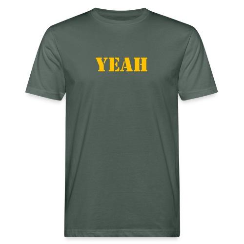 test - Männer Bio-T-Shirt