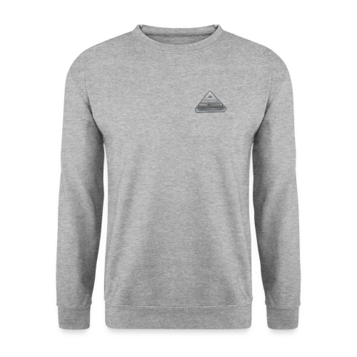Grey Sweat Shirt - Men's Sweatshirt