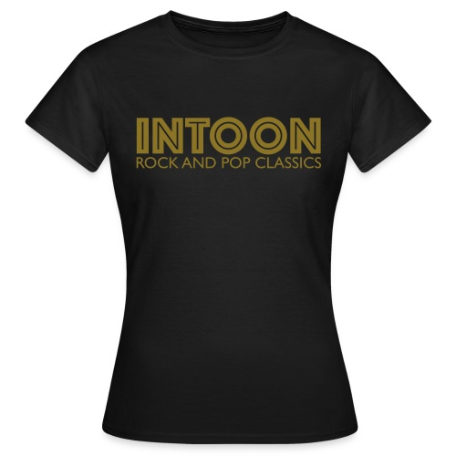INTOON Rock and Pop Classics - Frauen T-Shirt