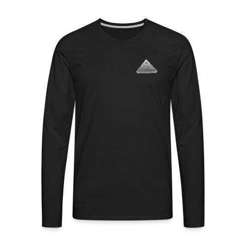 Black Jumper - Men's Premium Longsleeve Shirt